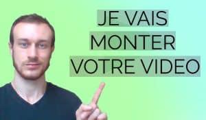 5euros.com - Vignette Montage Vidéo