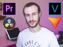 logiciel de montage vidéo
